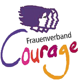 Courage-logo-bunt